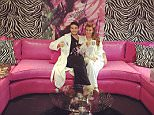 Andy Carroll and fiancee Billy Mucklow mocked over photos of new Essex mansion