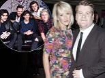 James Corden jets to US for The Late Late Show as One Direction confirmed as house band