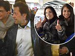 Imran Khan insists 'getting married is not a crime'