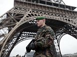 Military brought in as France responds to Charlie Hebdo attack
