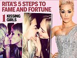 How The Voice's Rita Ora has built a career out of attention seeking