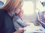 Airlines considering charging 'toddler tax' for parents flying with children on their laps