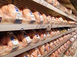 Three chickens for £10 deal at Tesco and Asda triggers fears for farmers who are already being squeezed on milk prices