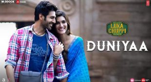 Get Duniya Song of Movie Luka Chuppi