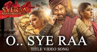 Sye Raa Lyrics