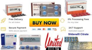 Some Facts About Erectile Dysfunction Drug Cenforce – The Little Blue Pill – Movellas
