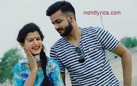 Andy Bhartar Lyrics – Mohit Sharma, Sushila Takher