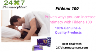 Fildena : Best Pills for Erectile Dysfunction