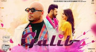 B Praak's 'GALIB' Lyrics