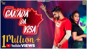 Canada Da Visa Lyrics – Kanav | Punjabi lyrics – BelieverLyric