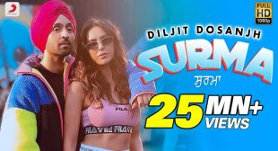 Surma Lyrics Diljit Dosanjh Song