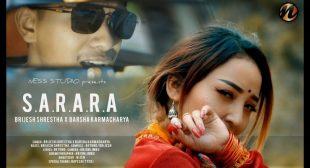 sarara lyrics | Barsha Karmacharya | Brijesh Shrestha