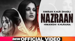 Nazraan Lyrics – Simiran Kaur Dhadli